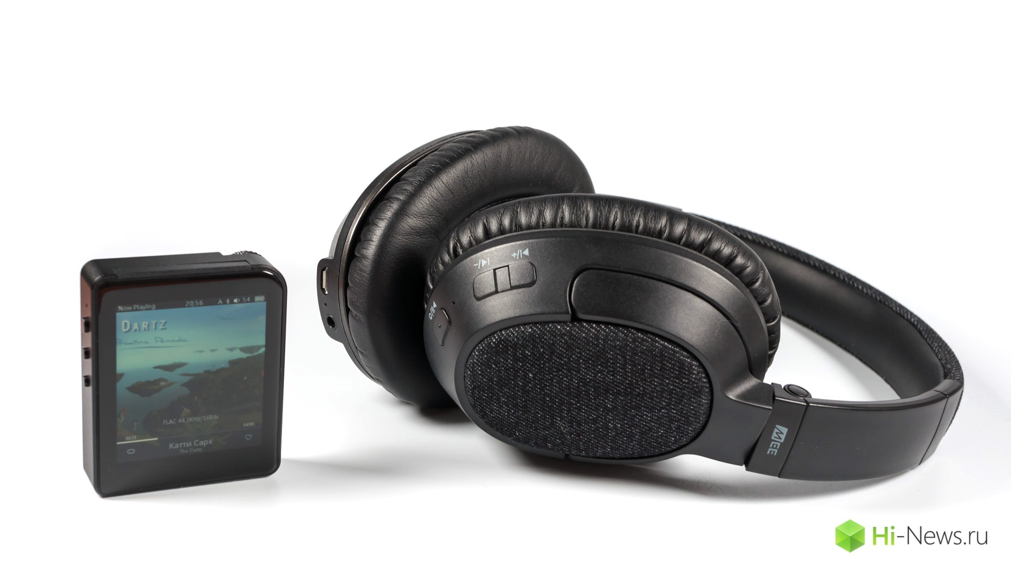 Browse wireless headset MEEAudio Matrix3