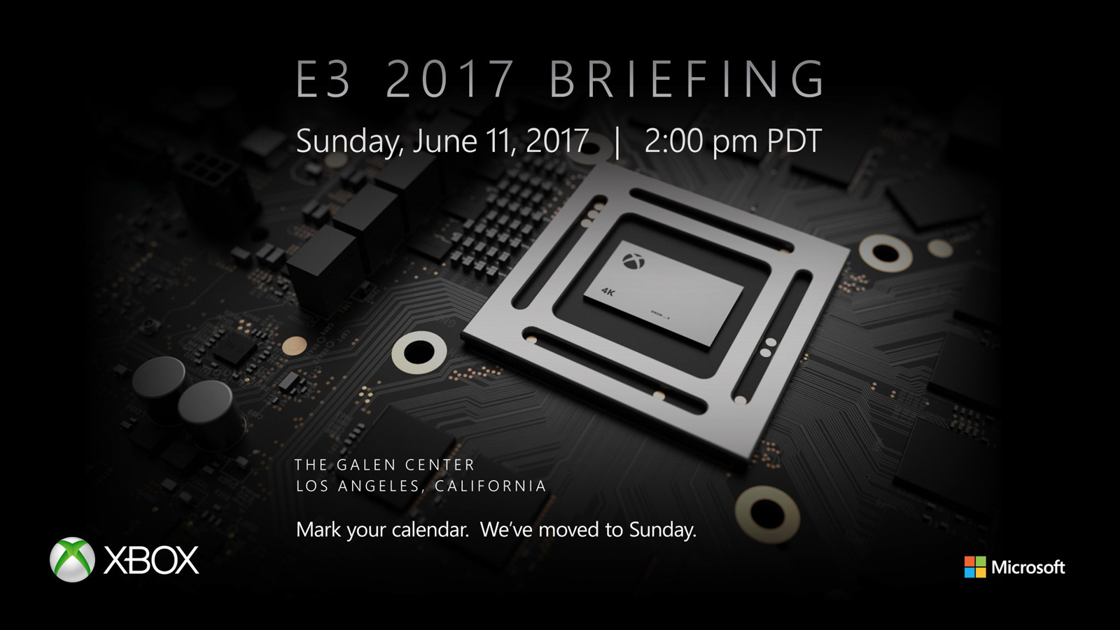 Microsoft will show the world its new gaming console in June