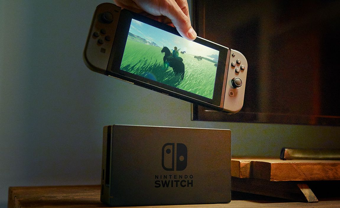 Performance analysis of Nintendo game console Switch