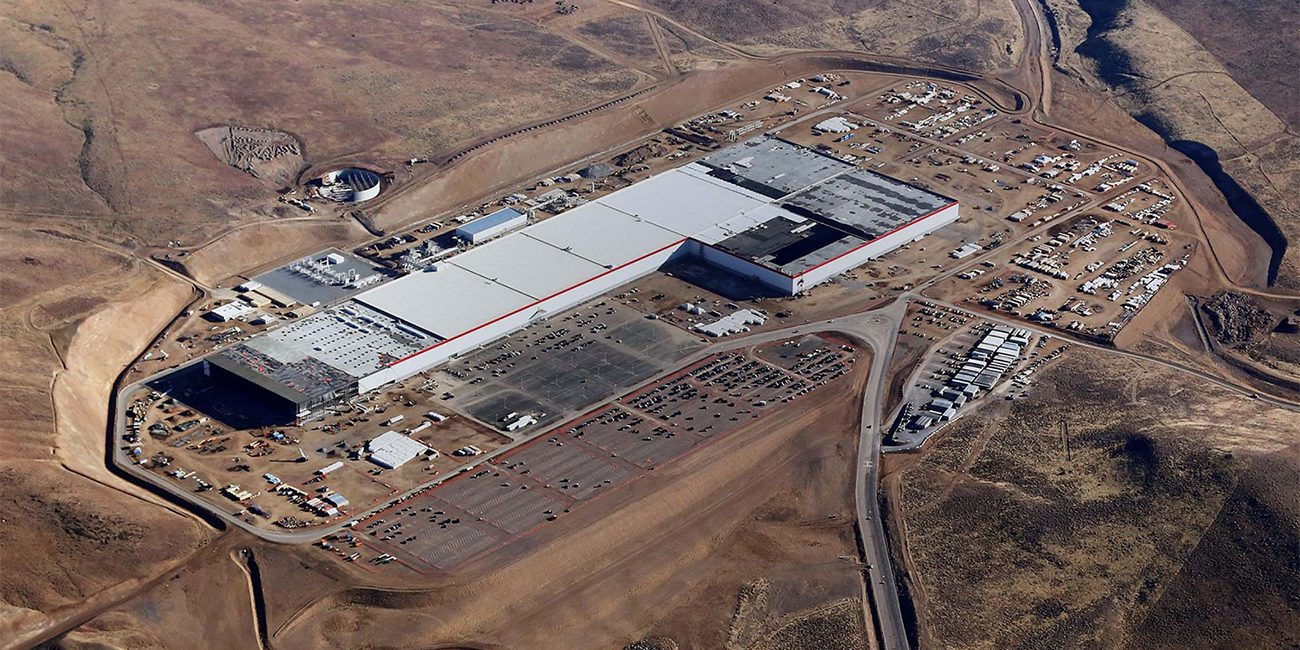 Elon Musk will build a new plant, the Gigafactory