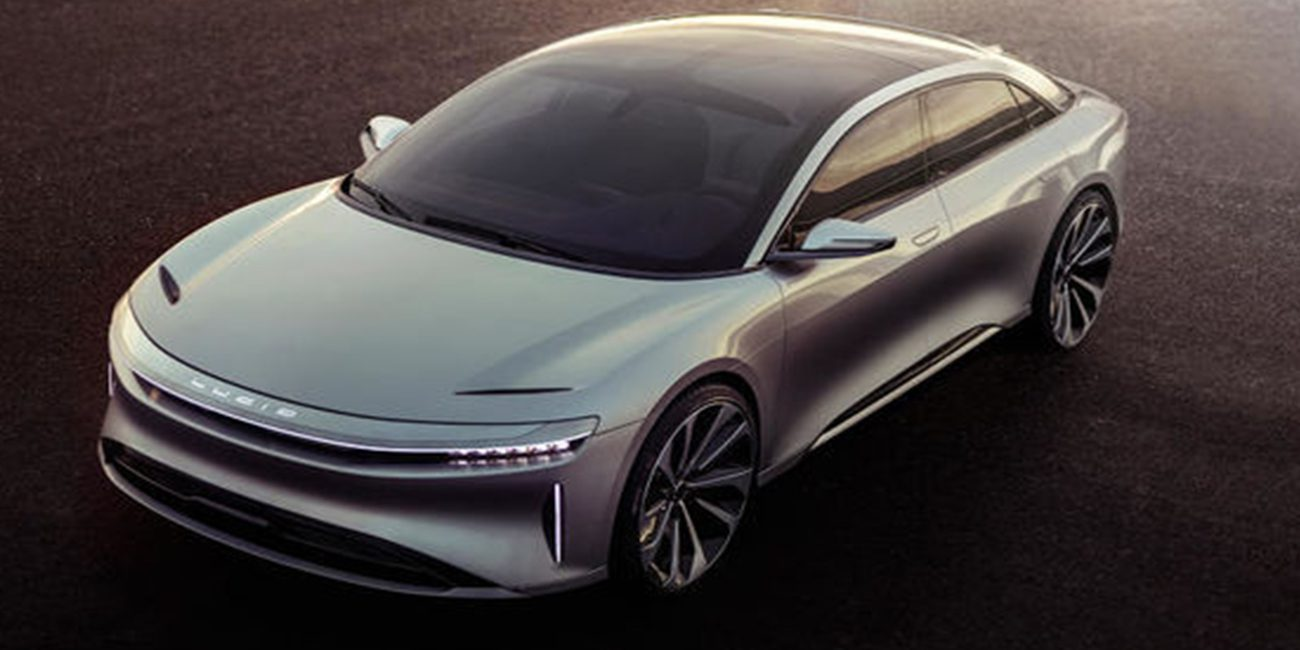 Car Lucid Air may become a new competitor to Tesla