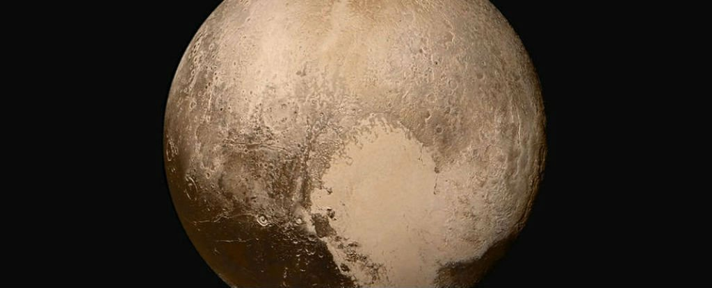 Thanks to the new definition, Pluto can return to the category of planets