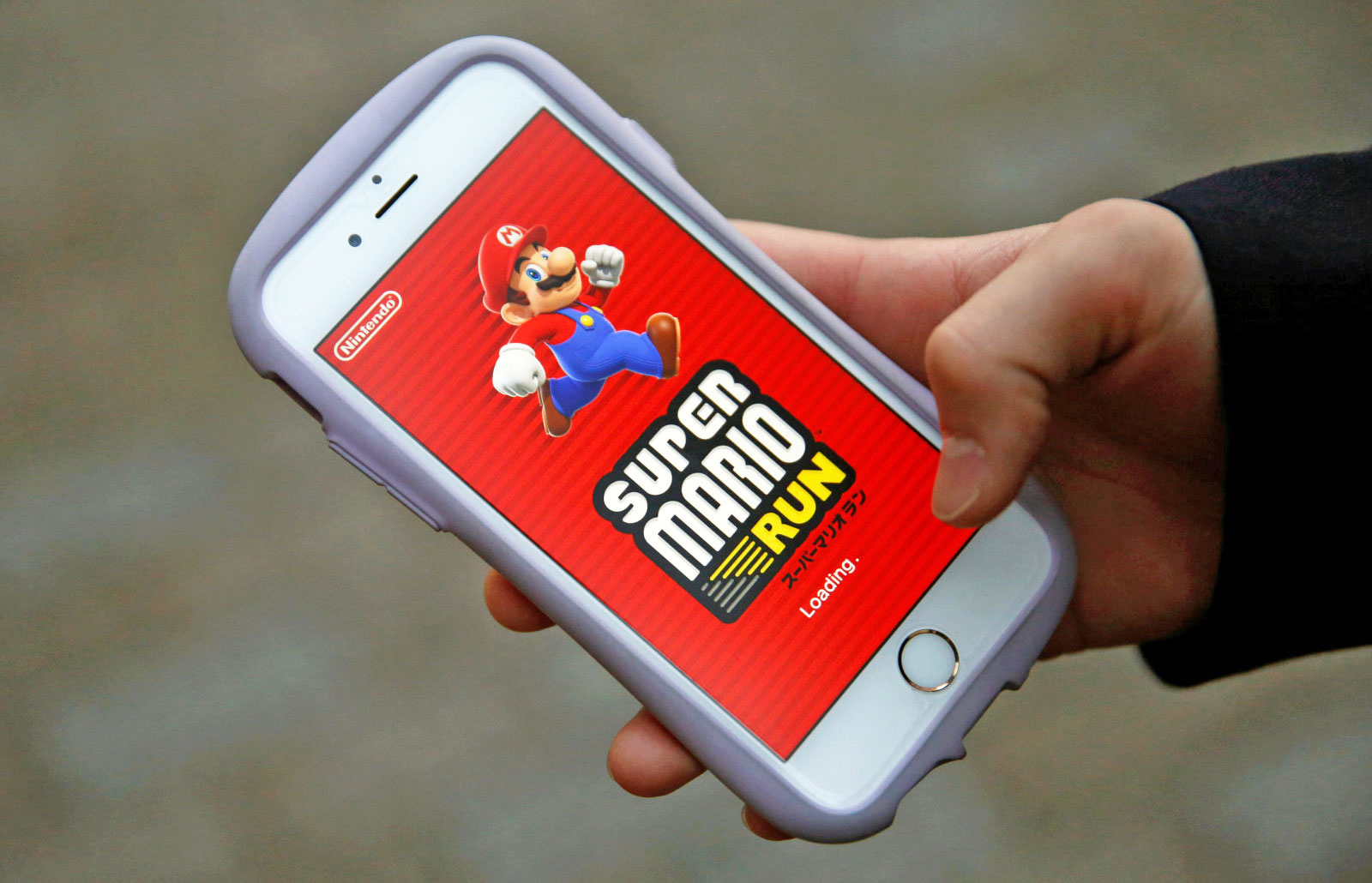 Game Super Mario Run Nintendo brought the company $ 53 million