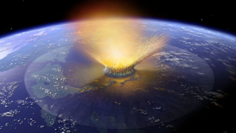 The consequences of the fall of large asteroids on the Earth will be even more serious than previously thought
