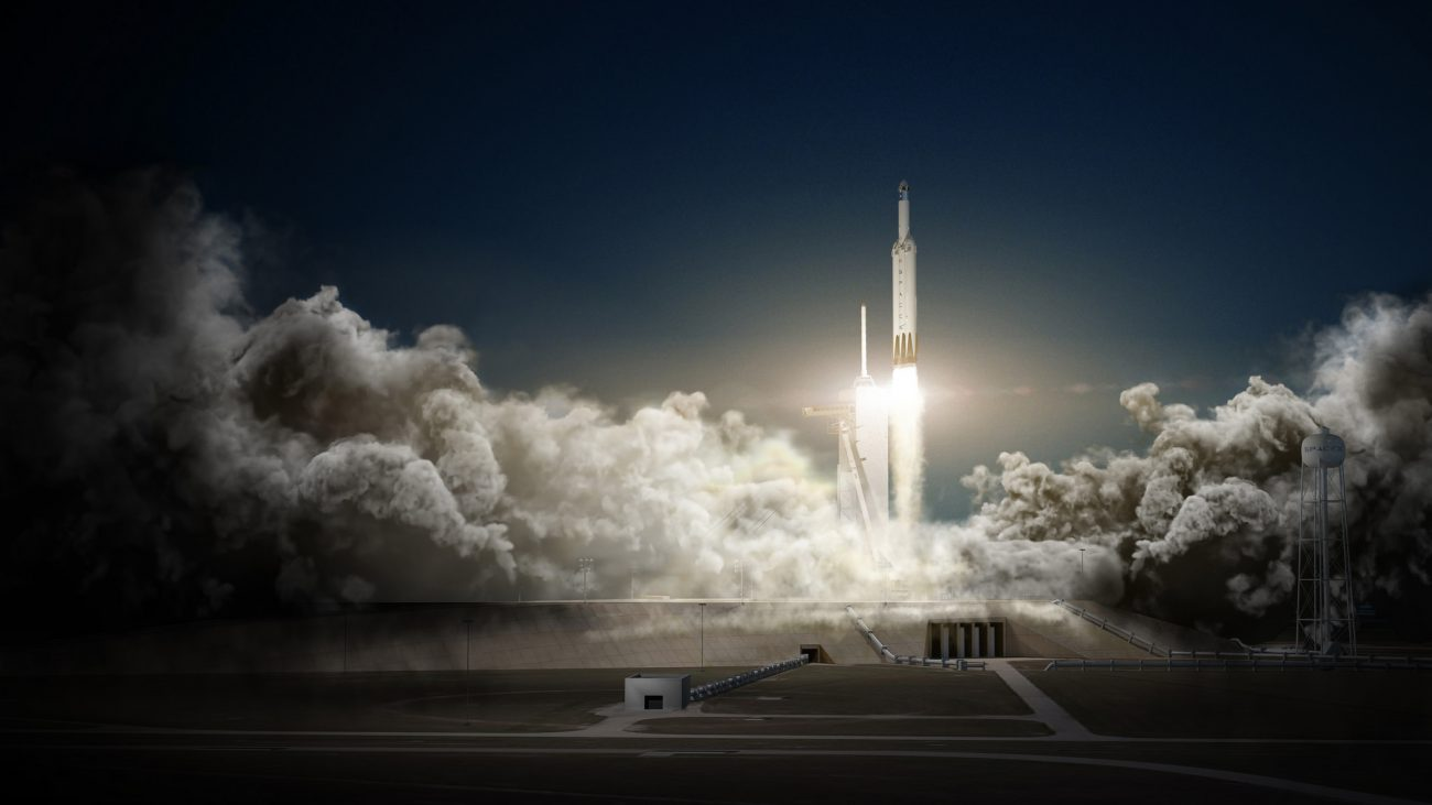 Perhaps SpaceX will no longer throw missiles