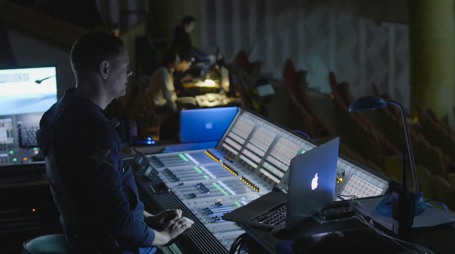 An inside look: what is it made of 3D-show-musical #JUMIO