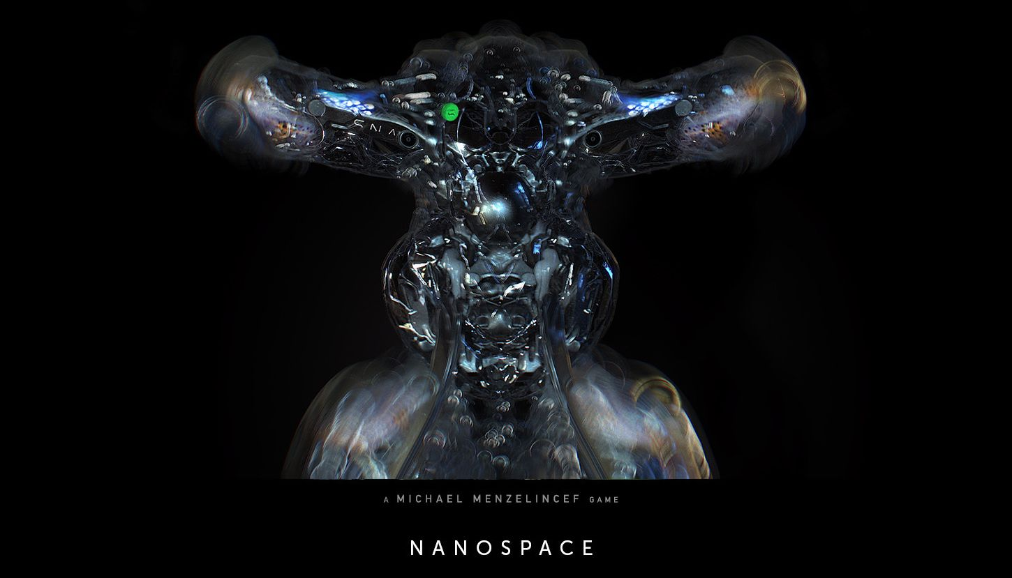 Nanospace – a game about aliens and chemistry from the national developer