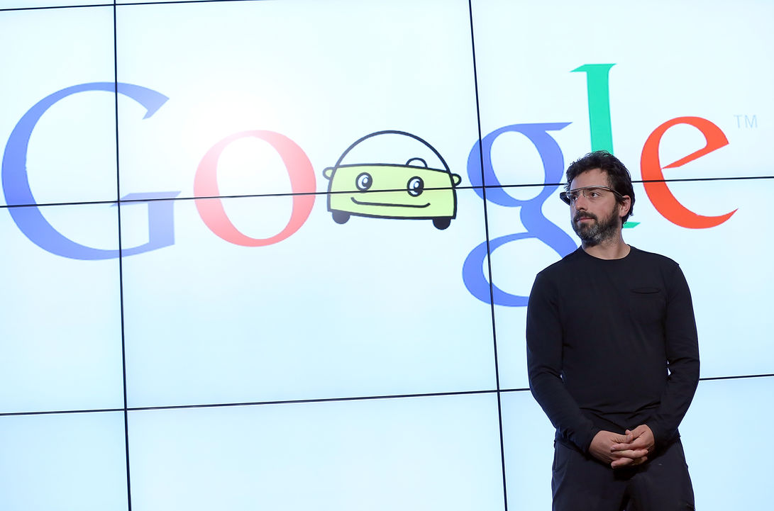 Sergey Brin of Google is building the airship