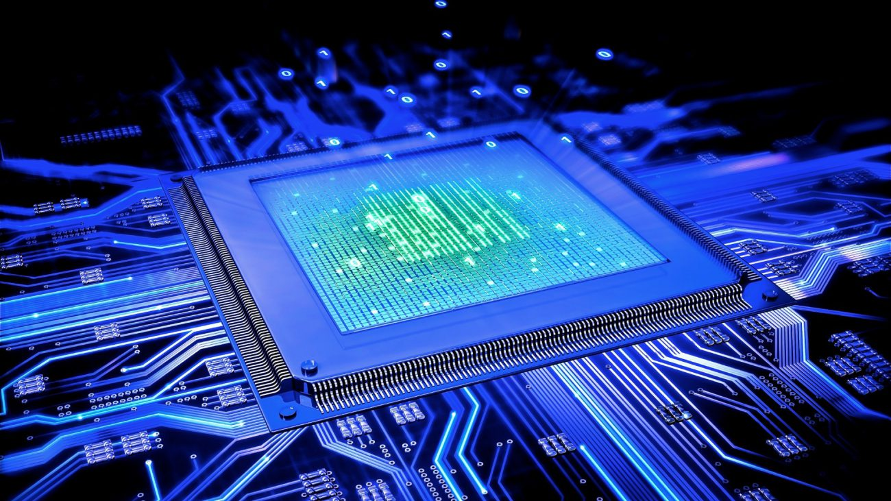 In China started the development of a quantum computer