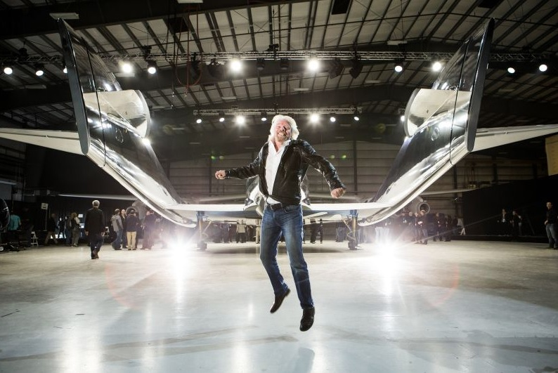 The head of Virgin Galactic: we're almost ready to start commercial space flights