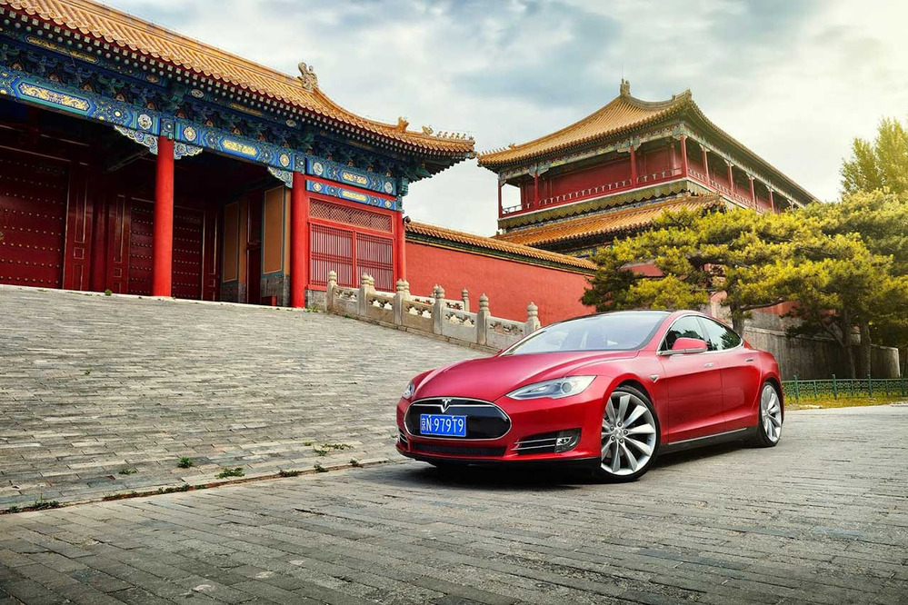 Tesla expands the boundaries and build the Gigafactory plant in China