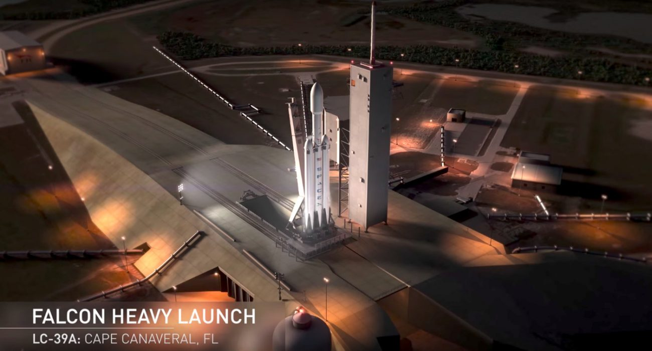 elon musk falcon heavy launch will take place in november. Black Bedroom Furniture Sets. Home Design Ideas