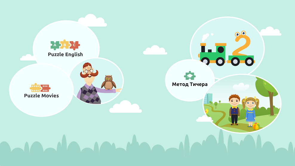 Russian developers have created an innovative service for learning English Puzzle English
