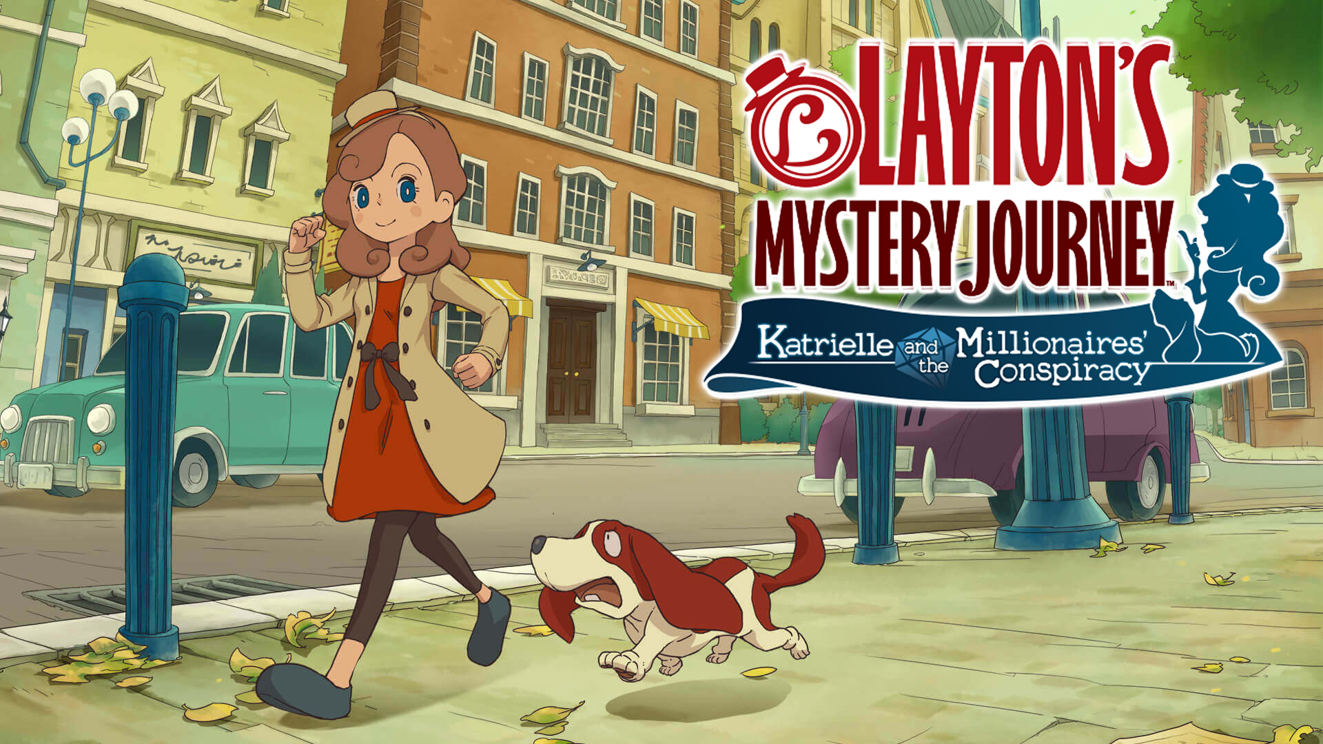 Review game Layton's Mystery Journey: Katrielle and the Millionaire Conspiracy s