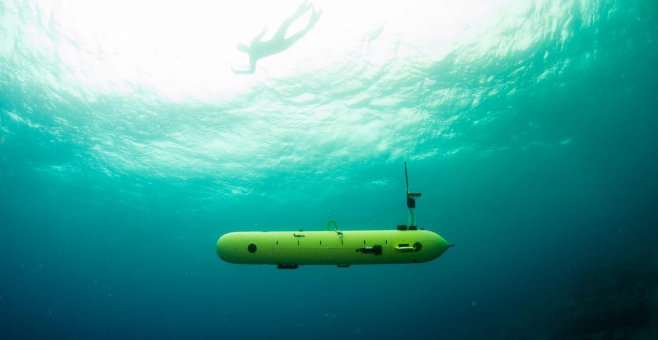 HydroCamel II: the first Autonomous robotic submarine from Israel