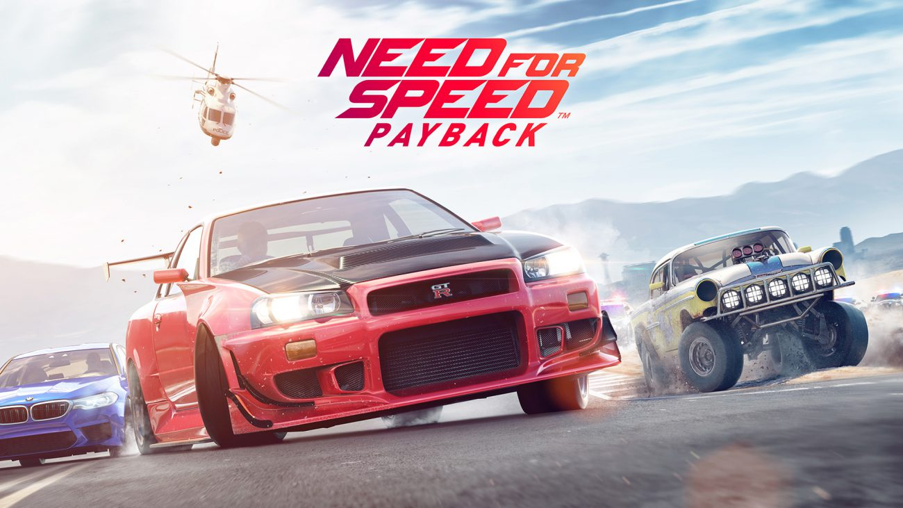 Présentation du jeu Need For Speed Payback