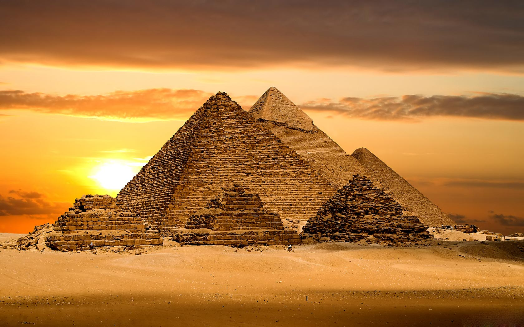 Physics found in the great pyramid mysterious structure: how?
