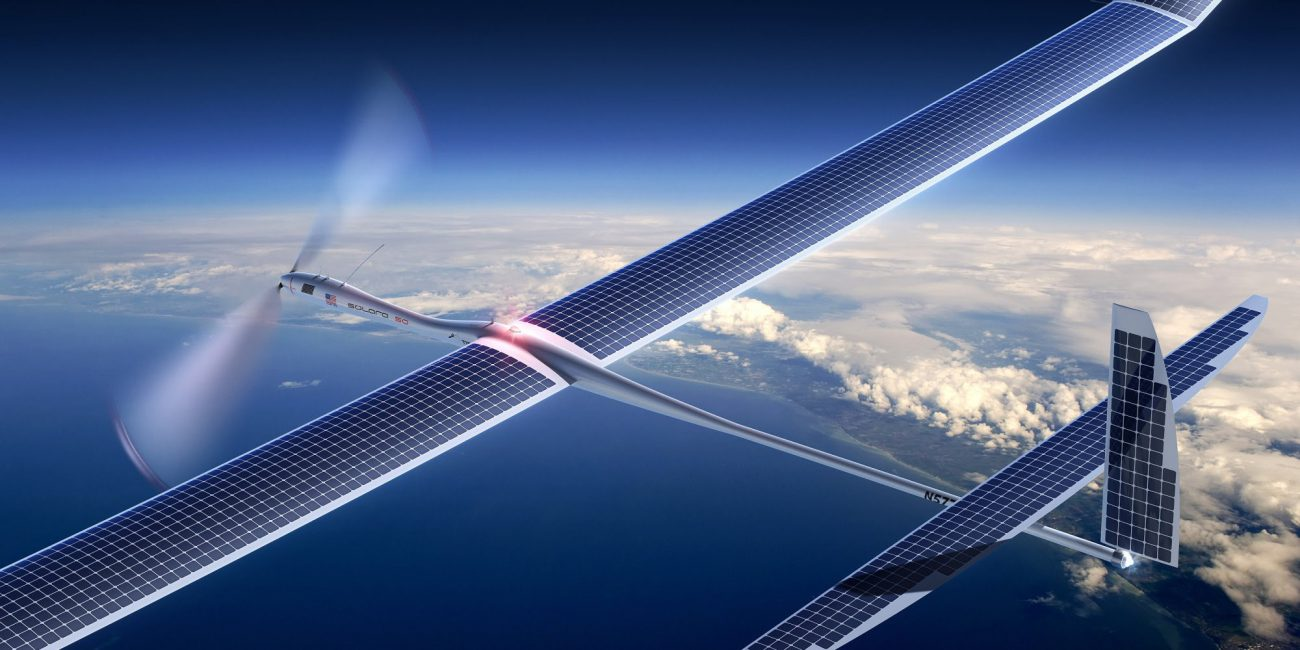 Facebook and Airbus are building drones for Internet distribution