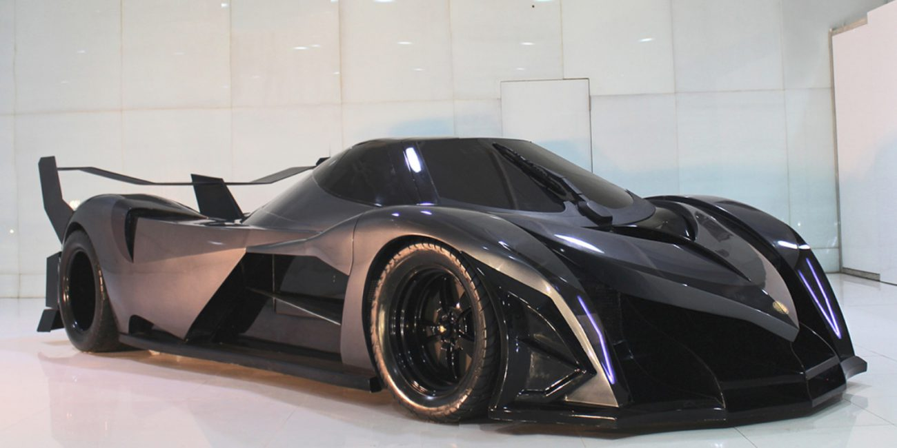 Dubai-based startup is working on the fastest supercar in the world