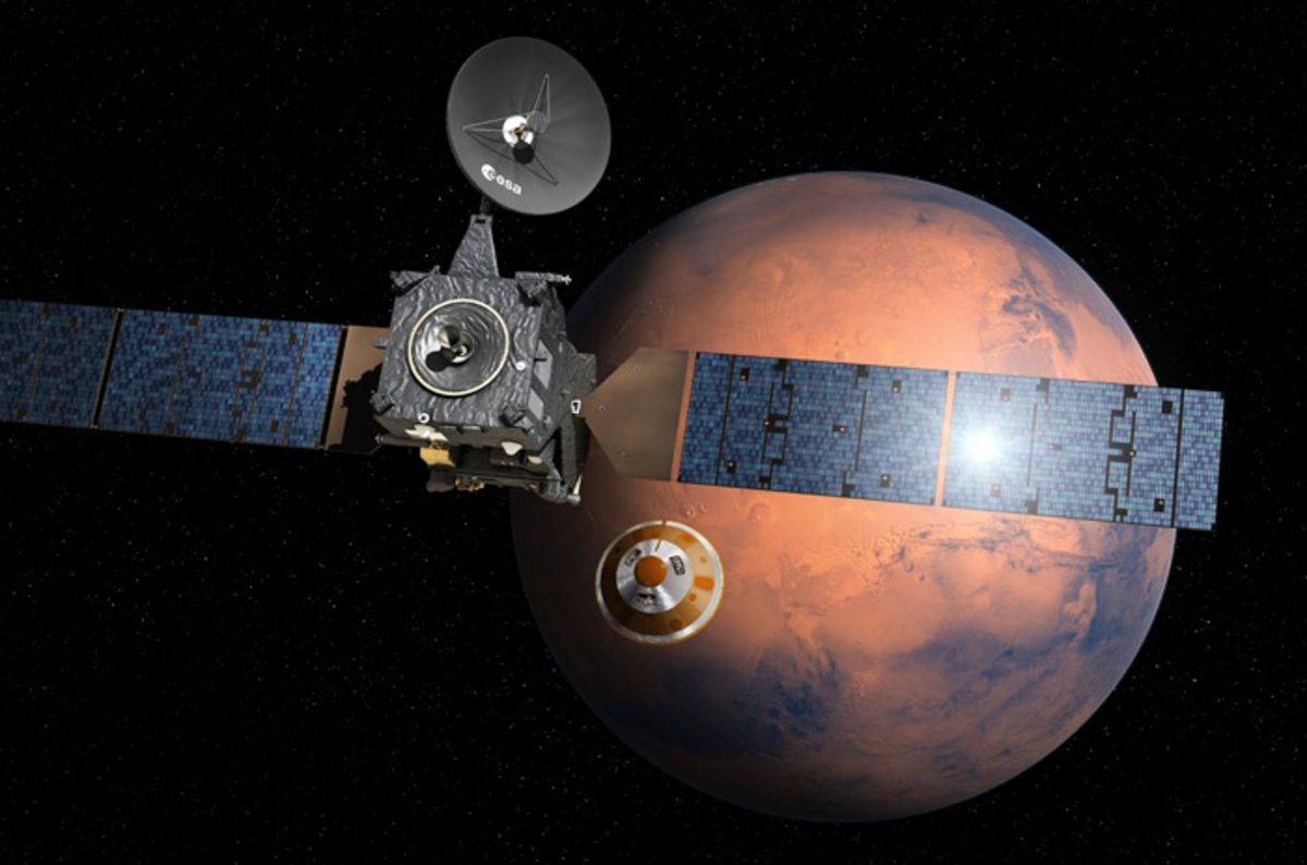 In Russia passed the first test of Martian lander