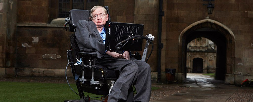 Stephen Hawking: we have passed the point of no return