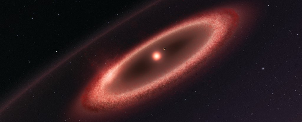 Astronomers have solved one of the mysteries of our nearest star system