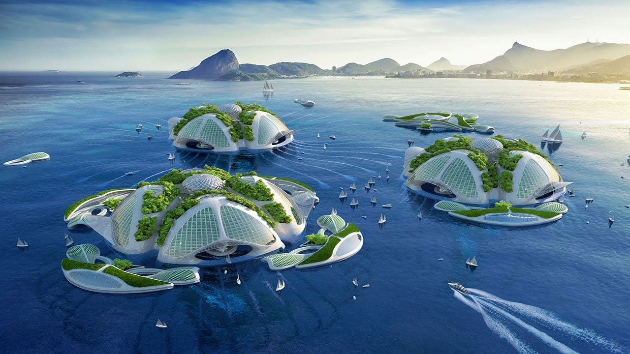 Six houses of the future which will protect you from climate change