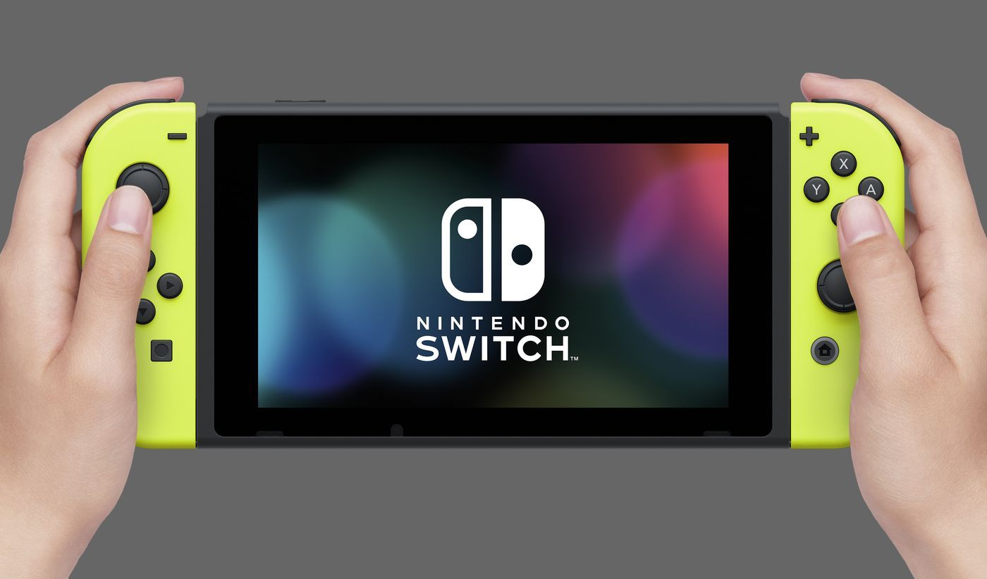 Nintendo a vendu plus de 10 millions de consoles Switch