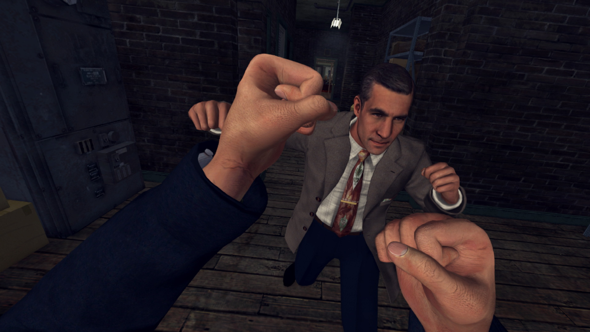 #video del giorno | Di divertire nel gioco L. A. Noire: The VR Case Files