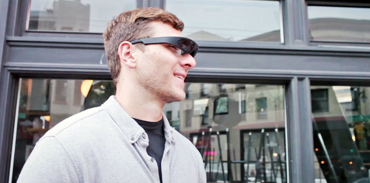 Chinese startup Rokid introduced its own AR glasses