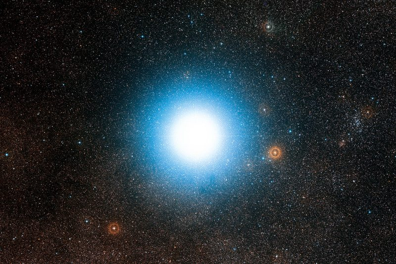NASA wants to fly to alpha Centauri. But not until the year 2069