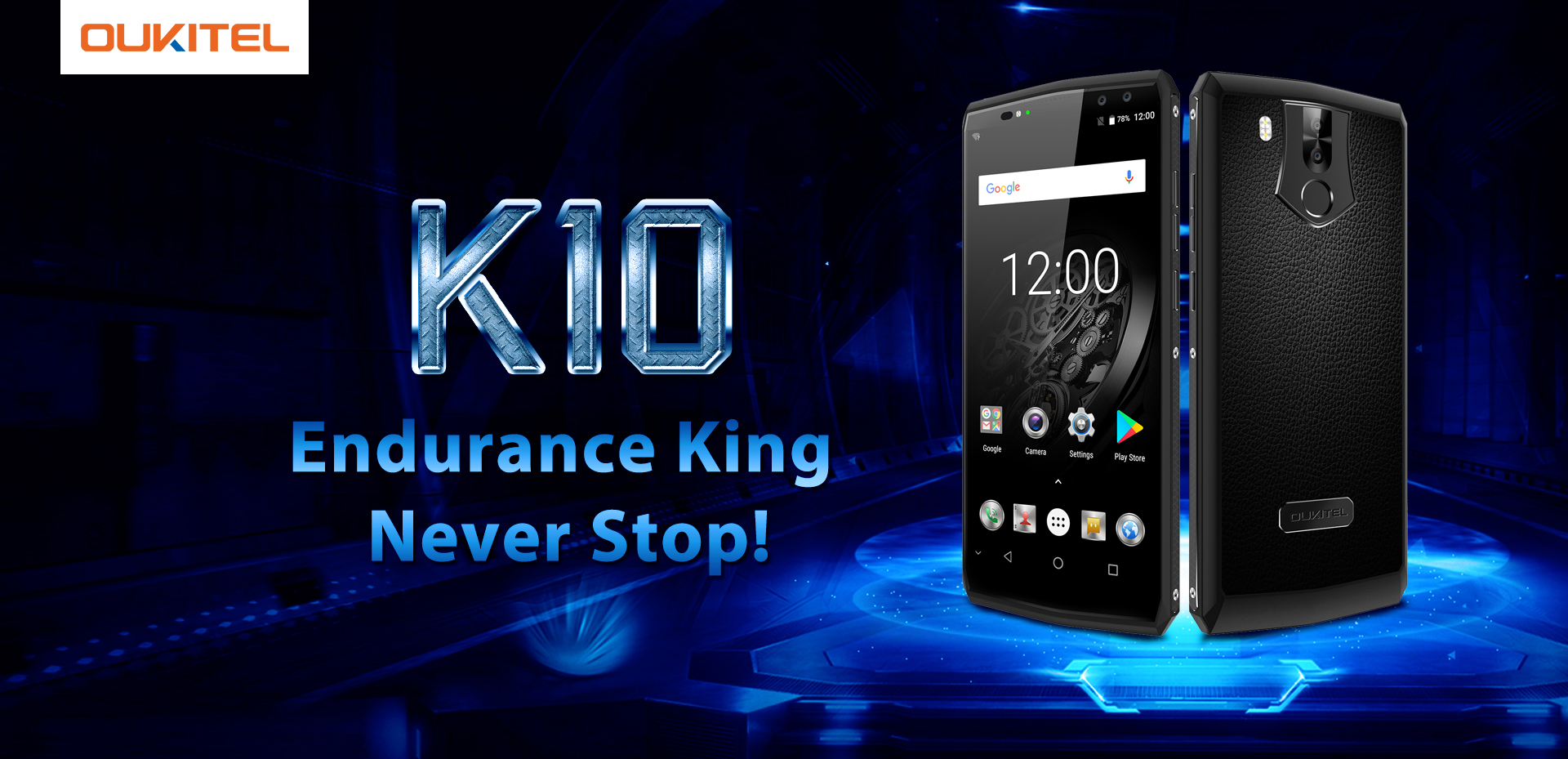 Ten main advantages of the smartphone OUKITEL K10