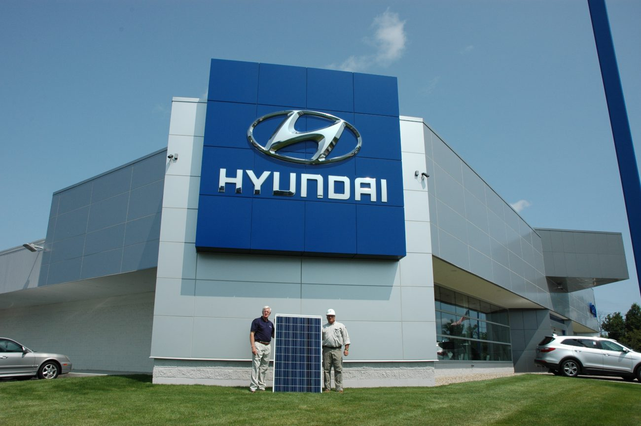 Hyundai will provide workers with backpacks exoskeletons