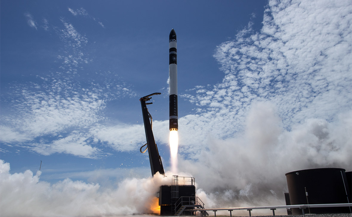 A private company Rocket Lab successfully launched a rocket Electron