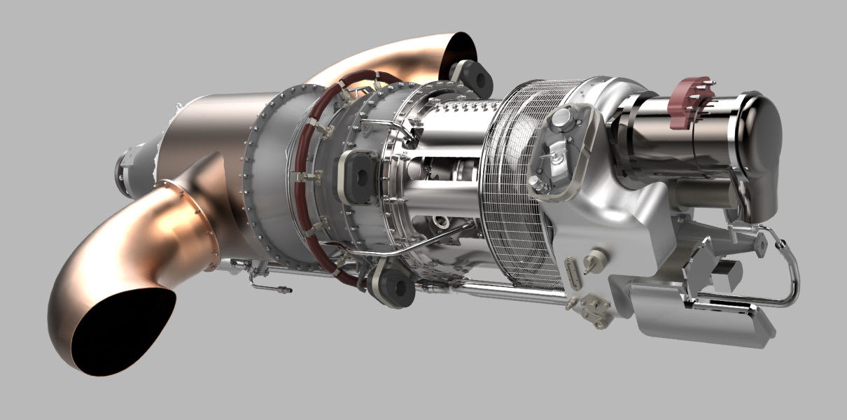 General Electric has printed and tested a turboprop engine