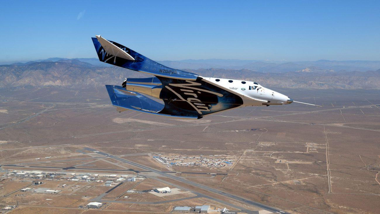 From Virgin Galactics SpaceShipTwo made the final test flight planning