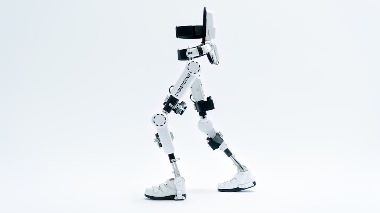 In the United States for the first time approved the use of medical exoskeletons