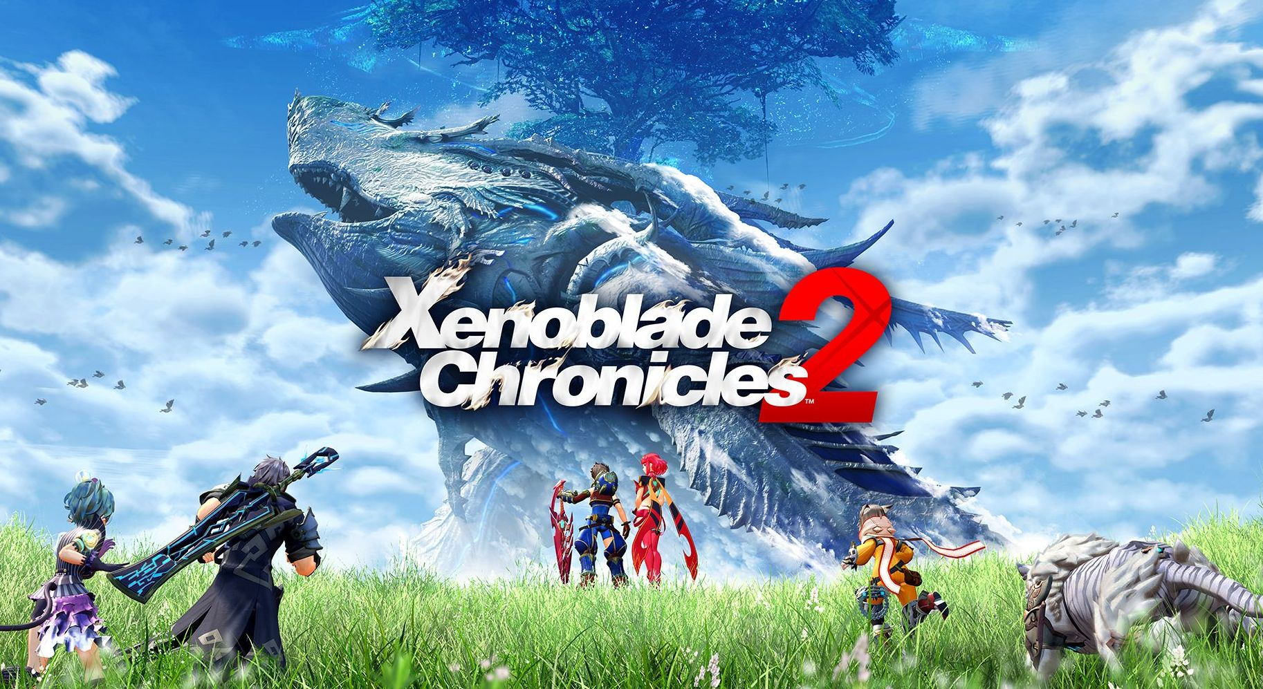 A review of the game Xenoblade Chronicles 2