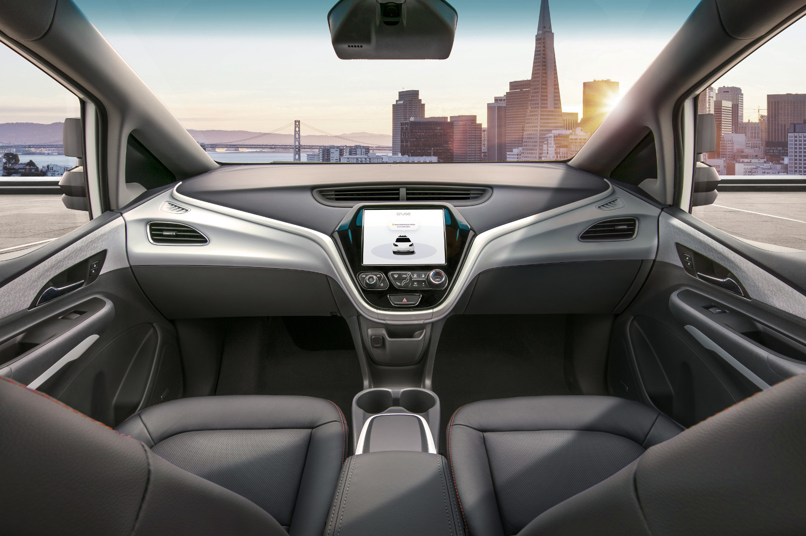General Motors wants to release the car without manual control