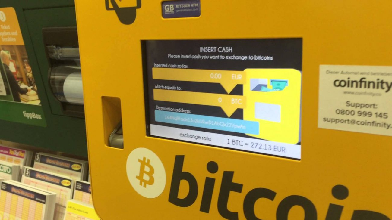 Austrian startup made a transaction via the Lightning Network on the bitcoin ATM