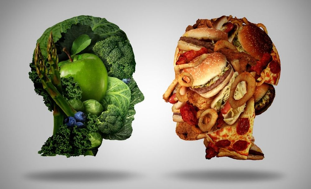Scientists have found that diet affects our emotional state