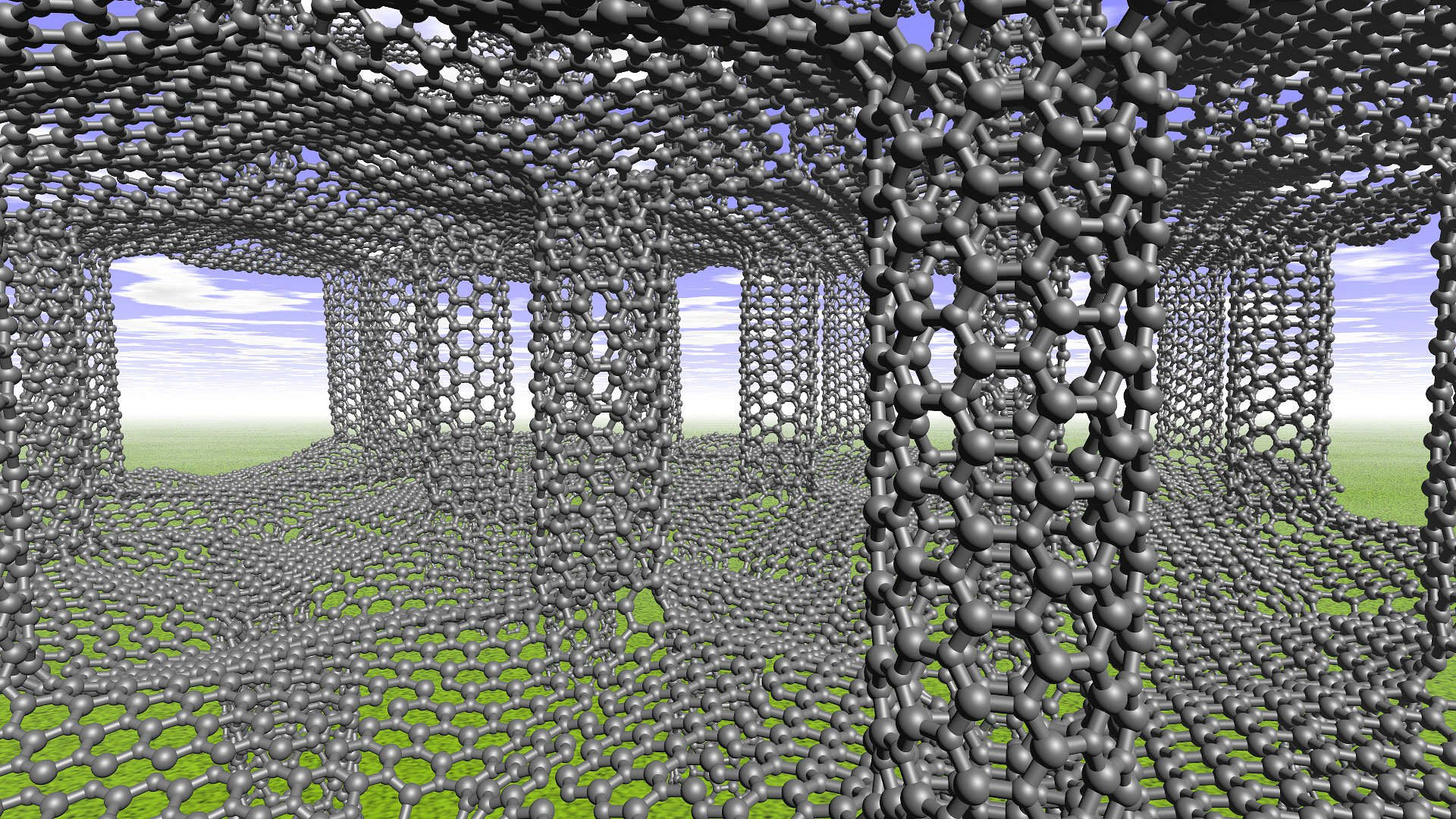 Graphene could solve five major problems of the world