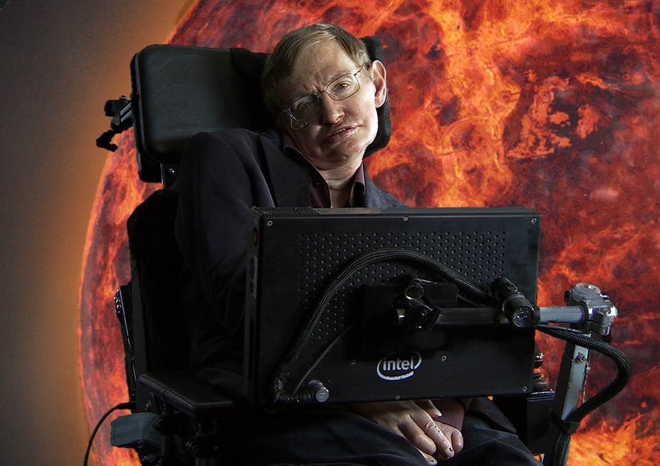 Stephen Hawking, hoped that M-theory will explain the Universe. What is this theory?