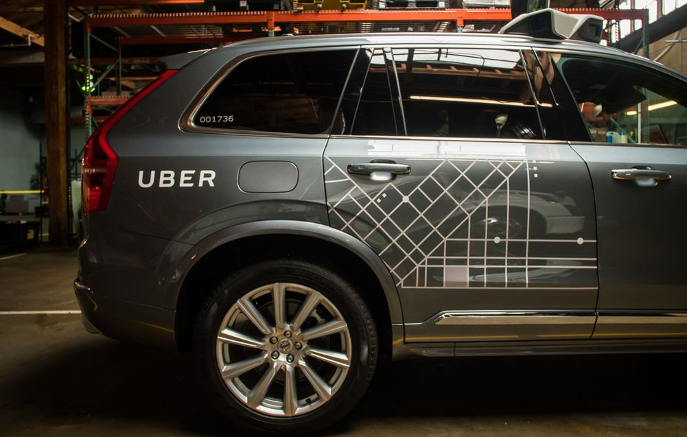 Arizona authorities banned Uber further testing of unmanned vehicles