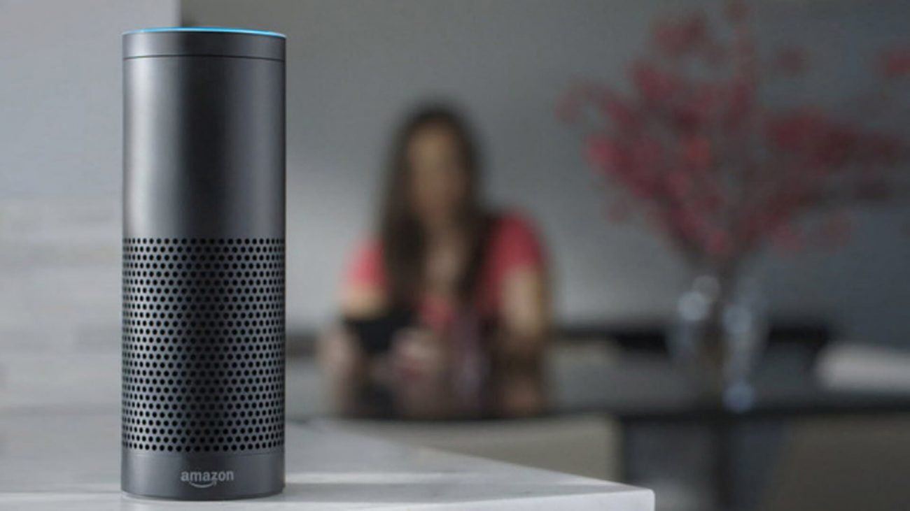 Smart column Amazon at night scares their owners creepy laugh