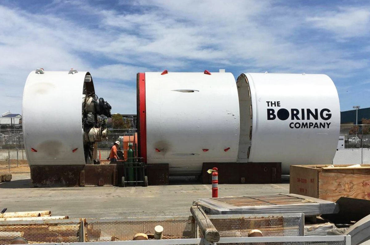 The Boring Company will start selling