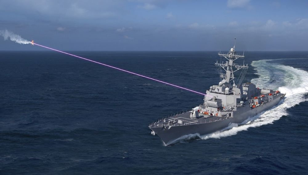 Lockheed Martin has signed a contract to supply US Navy laser weapon