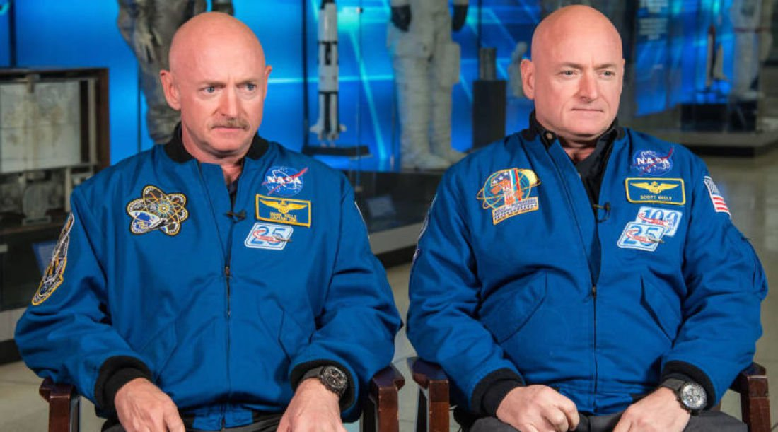 Other person: how a year-long mission on the ISS influenced American astronaut