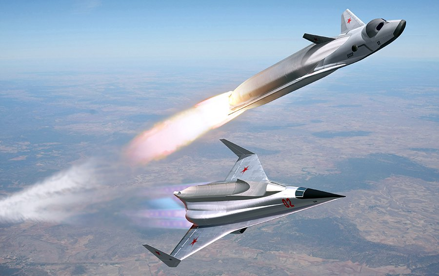 China is developing a reusable military spaceplane