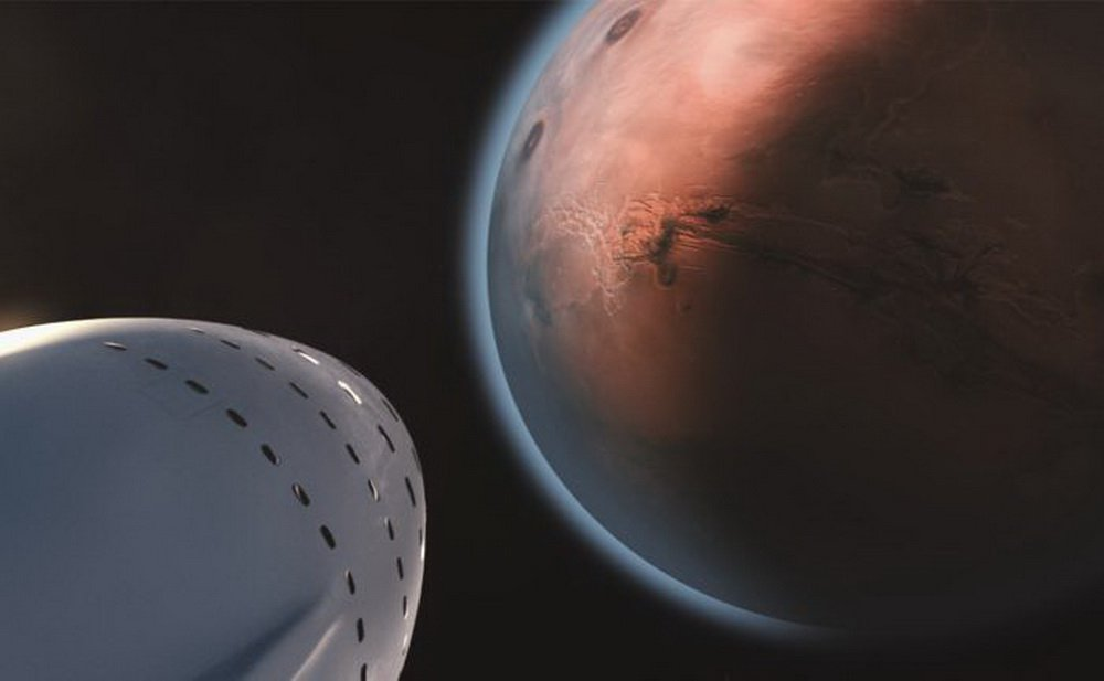 Elon Musk talked about his hopes for the new rocket BFR